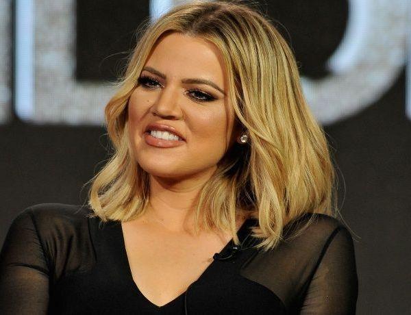 Khloé Kardashian dévoile le visage de son adorable fille True !