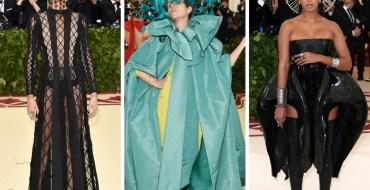 Met Gala 2018 : Les tenues les plus improbables de la soirée