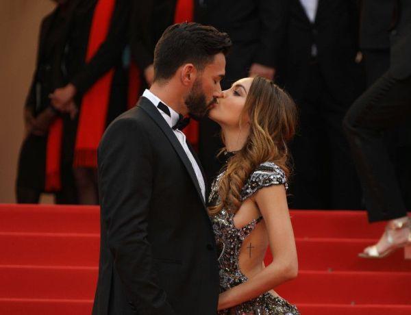 Cannes 2018 : Nabilla fait sensation avec sa robe au décolleté vertigineux dans le dos