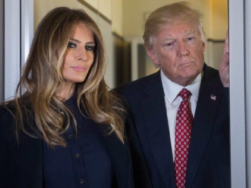 Melania hospitalisée : Donald Trump donne de ses nouvelles