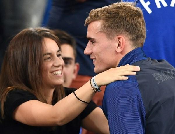 """<font color=""""#be075e"""" >Coupe du monde 2018 </font> : La femme d'Antoine Griezmann insultée sur les réseaux sociaux"""