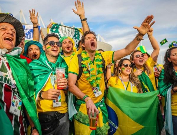"""""""Chatte rose"""" , la vidéo machiste des Brésiliens au Mondial 2018 qui choque"""