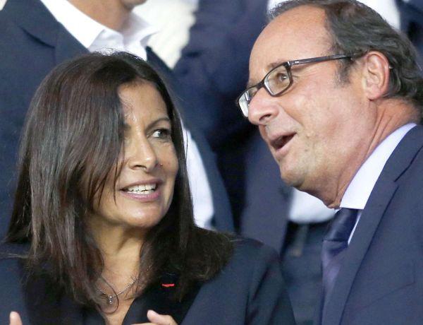 Anne Hidalgo évoque les rumeurs sur sa prétendue liaison avec François Hollande