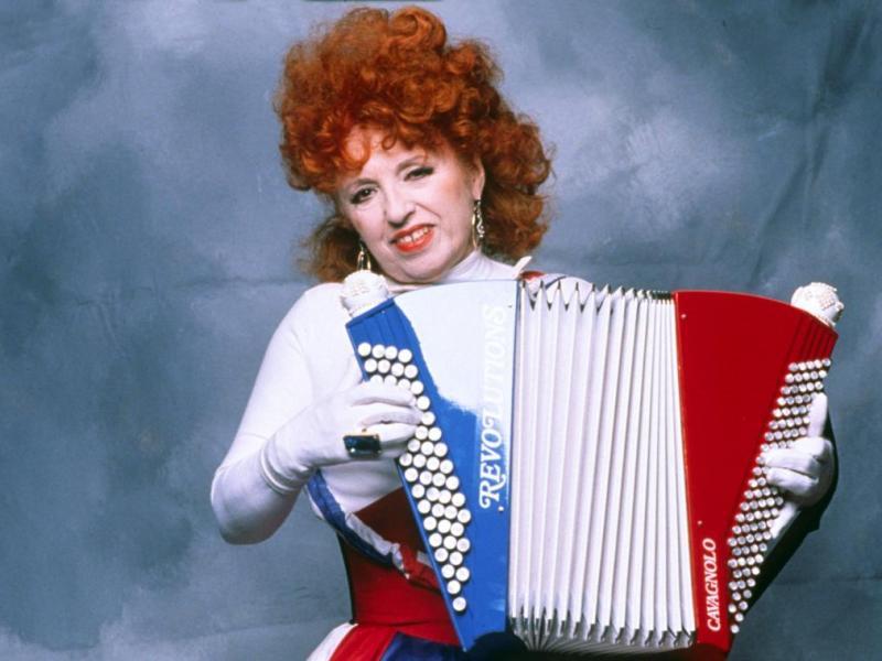 Mort d'Yvette Horner, la diva incontestable de l'accordéon: Les personnalités lui rendent hommage