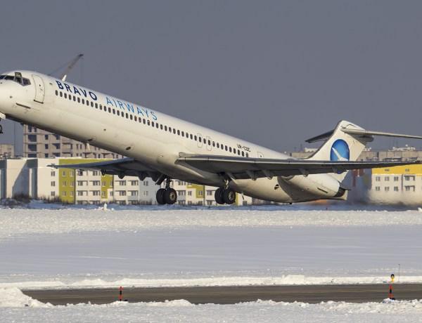 Bravo Airways : L'avion sort de la piste à l'atterrissage, un passager filme