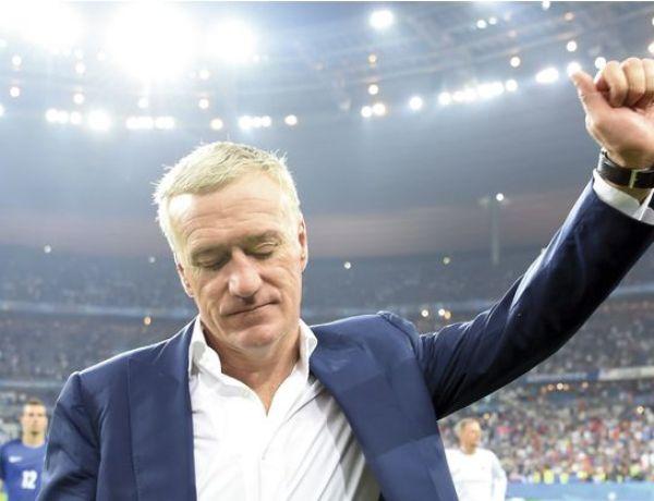"""Coupe du monde 2018 : Quand Didier Deschamps """"met des raclées"""" aux joueurs de l'Equipe de France"""