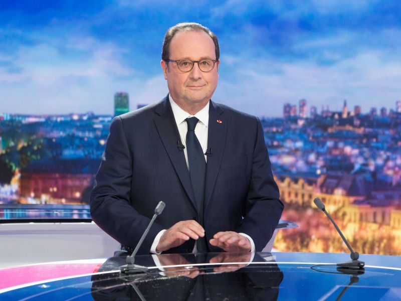 François Hollande : « Je ne connais personne qui n'aime pas le Flanby ! »