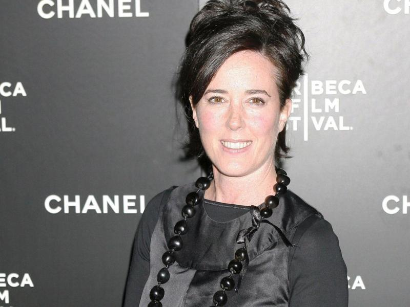 La styliste Kate Spade est morte dans son appartement de New-York