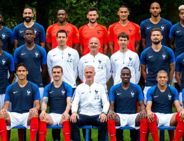 Coupe du monde 2018 : Les WAGS de l'Equipe de France débarquent en Russie