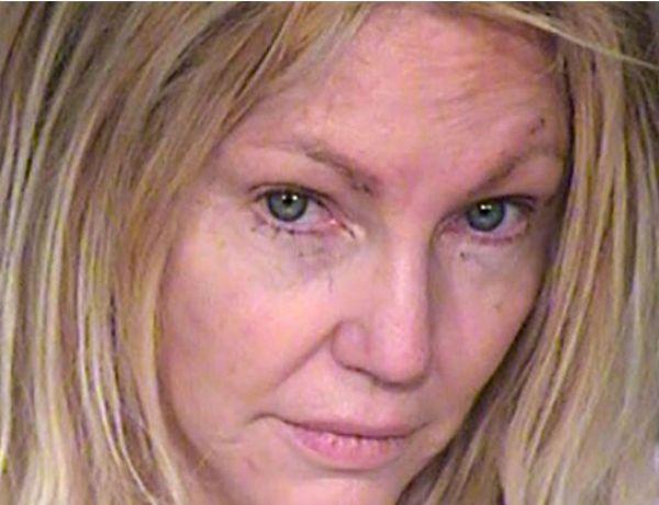 Inquiétude…  Heather Locklear internée après avoir tenté de mettre fin à ses jours