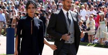 Les Beckham revendent leurs tenues du mariage royal pour une raison particulière