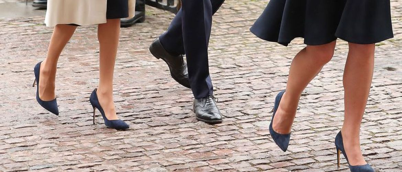Pourquoi Meghan Markle porte des chaussures trop grandes pour elle ?