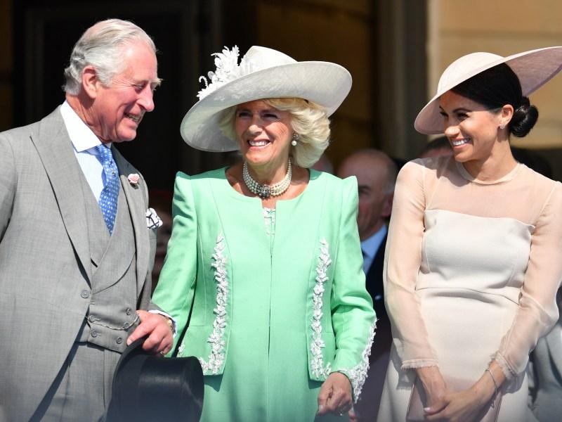 Meghan Markle : Le prince Charles lui a trouvé un petit surnom… très drôle !