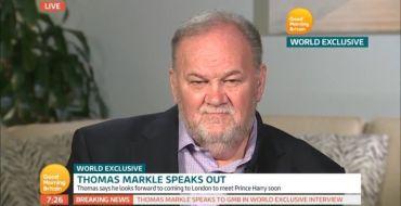 Meghan Markle : Son père fait encore parler de lui… et pas en bien !