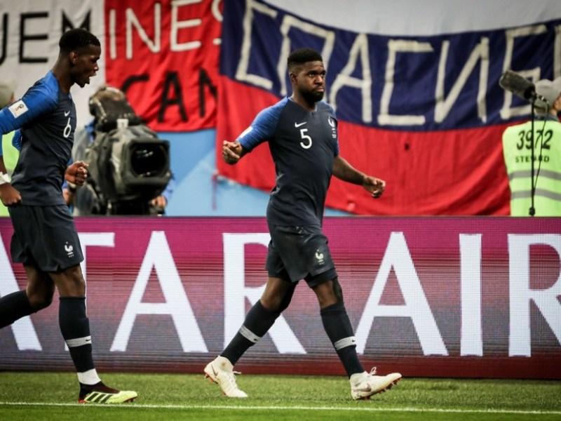 Coupe du Monde 2018 : La danse de Samuel Umtiti pour fêter son but vaut le détour !