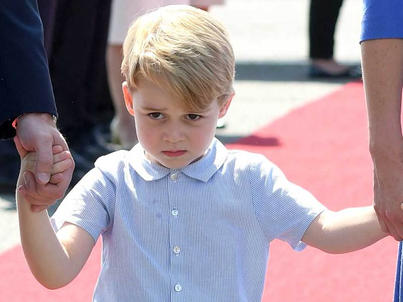 Quand Kate Middleton et le prince William souhaitent préserver le prince George de ses obligations royales…