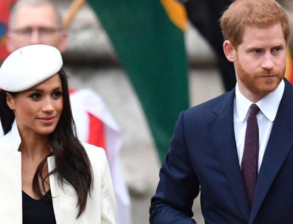 La visite du Prince Harry et de Meghan Markle à l'exposition consacrée à Nelson Mandela n'est pas passée inaperçue !