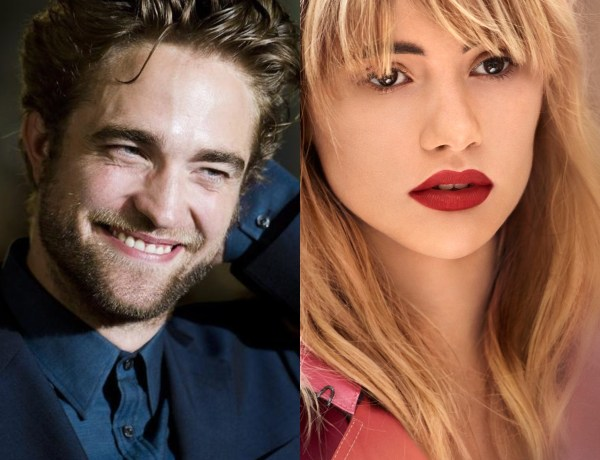 Robert Pattinson de nouveau en couple ?