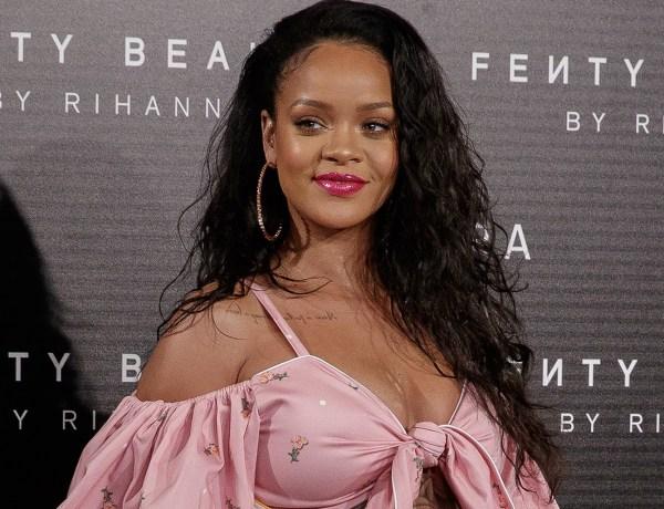 Rihanna a promis, les burgers c'est fini !