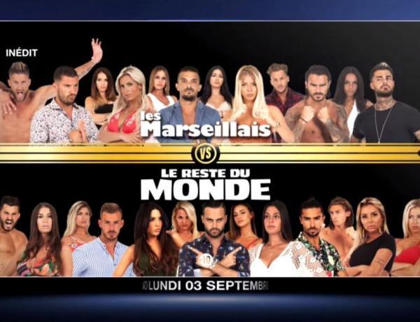 Découvrez le teaser officiel des Marseillais VS Le Reste du Monde 3 !