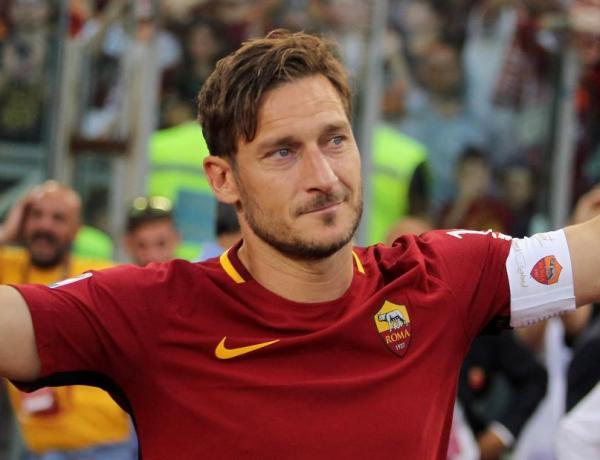 Francesco Totti : Un détenu demande à rester en prison afin de rencontrer son idole