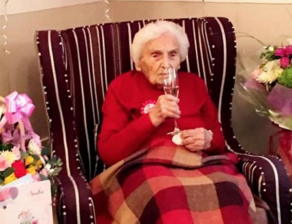 Longévité : Âgée de 105 ans, elle dévoile son drôle de secret
