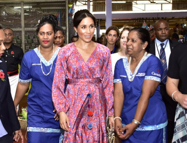 Meghan Markle aux îles Fidji : son discours émouvant sur l'éducation des filles