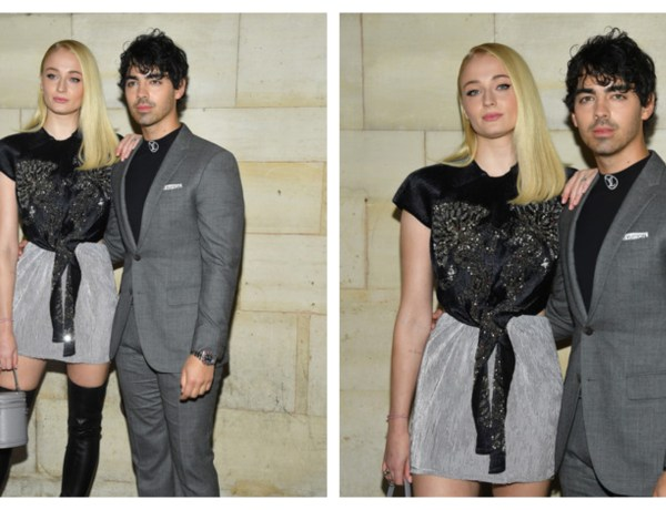 Joe Jonas et Sophie Turner fiancés : Leur premier red carpet à Paris