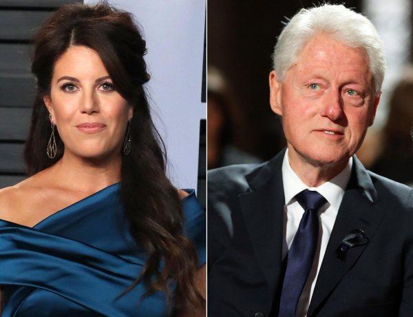 Comment Monica Lewinsky a attiré Bill Clinton ? Elle révèle tout !
