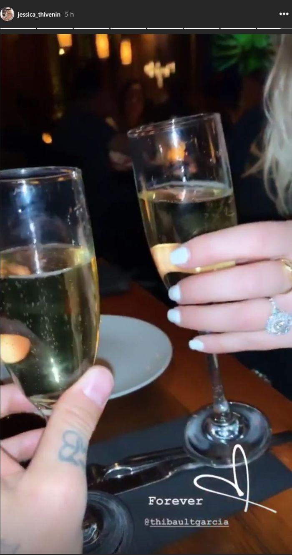 Jessica Thivenin : Découvrez son impressionnante bague de fiançailles !