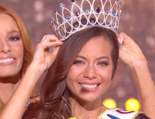 Miss Tahiti grande gagnante Miss France 2019
