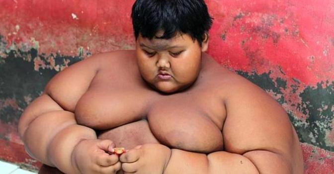 L'incroyable métamorphose d'un enfant qui pesait 190 kilos