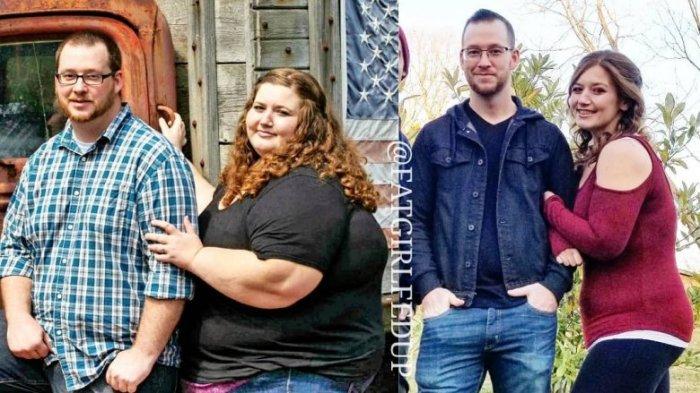 Avant/après : En deux ans, ce couple a perdu ensemble 186 kilos !