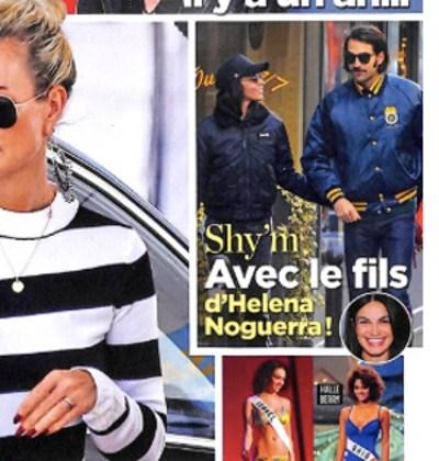 Shy'm en couple avec Tanel Derard: La photo qui officialise leur idylle !