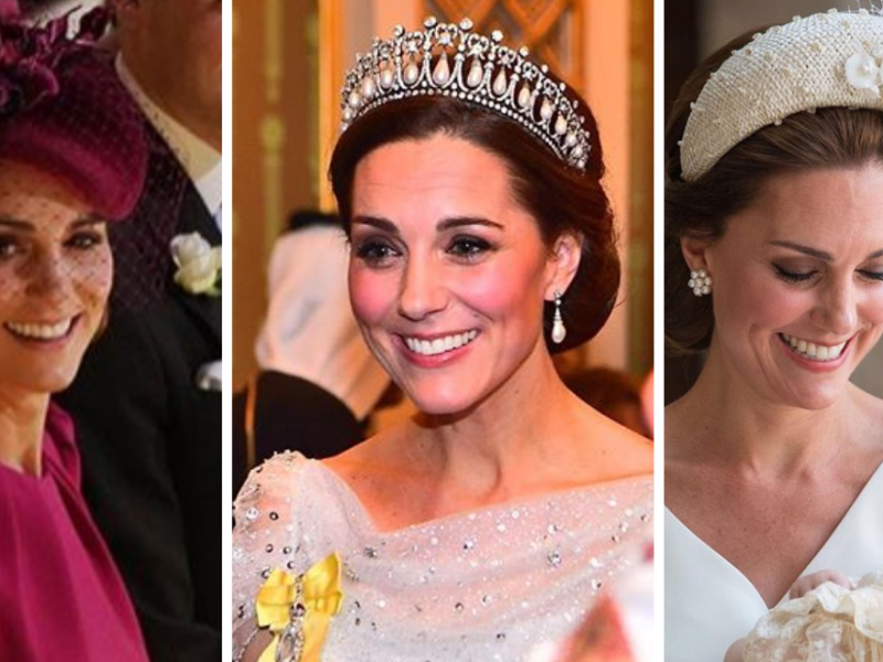 Kate Middleton : Son année 2018 en photos !