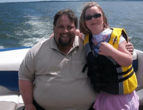Avant/après : Un Canadien perd 150 kilos après l'incendie de Fort McMurray