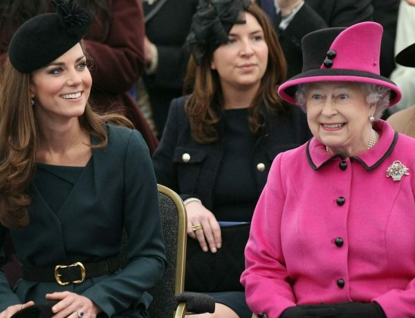 Elisabeth II accorde à Kate Middleton la plus haute distinction royale