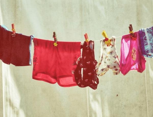 Faut-il laver ses sous-vêtements tous les jours ?