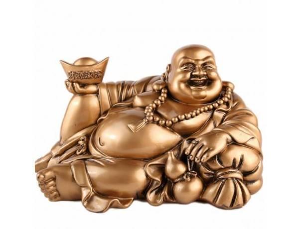 On a retrouvé le sosie du Bouddha rieur