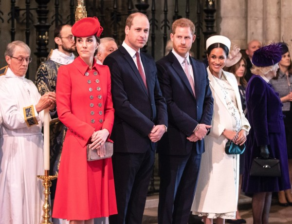 Coup de tonnerre à Buckingham Palace : Le prince Harry et Meghan Markle snobent Kate Middleton et le prince William