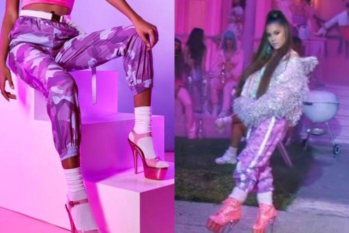 Ariana Grande : La chanteuse accuse Forever 21 de plagiat et réclame 10 millions de dollars !