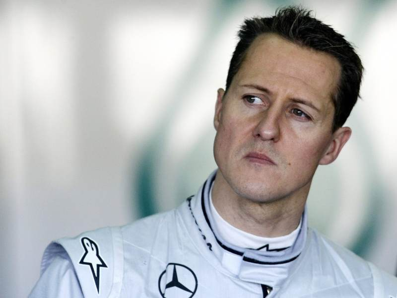 Michael Schumacher suit un traitement dans le plus grand secret à Paris