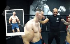 MMA : Le « Popeye russe » se fait lyncher lors de son premier combat