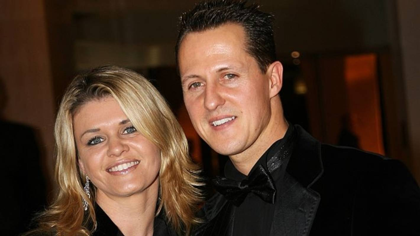 Sa femme Corinna face à de graves accusations — Michael Schumacher