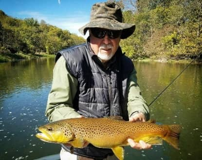 March 2019 Club Meeting: South Holston and Watagua River