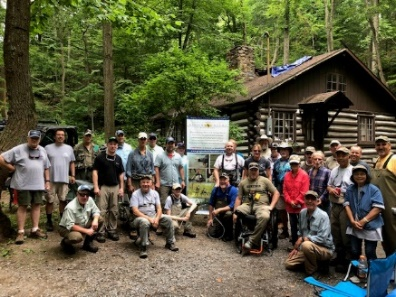 Potomac Valley Fly Fishers Club