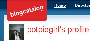 potpiegirl on blogcatalog