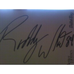 autograph from Roddy White