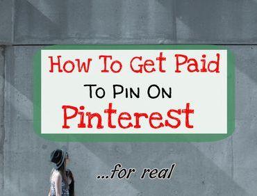How to make money pinning on Pinterest