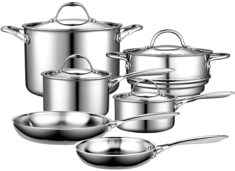 Cooking Utensils Pots Pans Hnczcyw